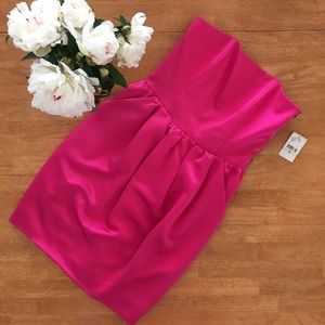 RACHEL Rachel Roy Dresses & Skirts - NWT RACHEL Rachel Roy Hot Pink Mini