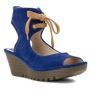 Fly London Shoes - NWT FLY London Yaffa wedges