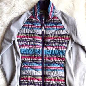 Smartwool Jackets & Blazers - Smartwool Printed Corbet 120 Jacket Striped M NWOT