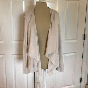 "SOFTEST Zara ""suede"" jacket L"