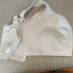 Cacique Other - 2 Beige sport bras