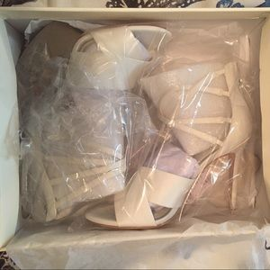 Zac Posen Shoes - 🔺Final markdown🔺NWB Zac Posen bridal shoes, 8.5