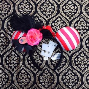 Minnie Mouse Pirate Ears
