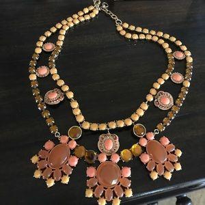J. Crew Jewelry - J crew statement necklace