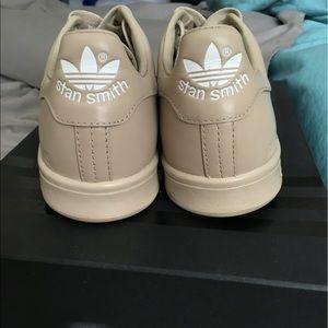 Raf Simons Other - Raf Simons Adidas Stan smith low tops tan