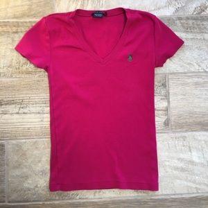 Ralph Lauren Tops - Ralph Lauren T-shirt pink size small