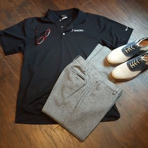 Nike Other - Darden Dry Fit Nike Golf Shirt!!