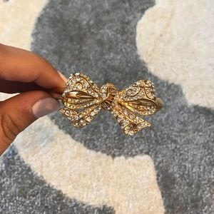 Jewelry - Jcrew bow bracelet