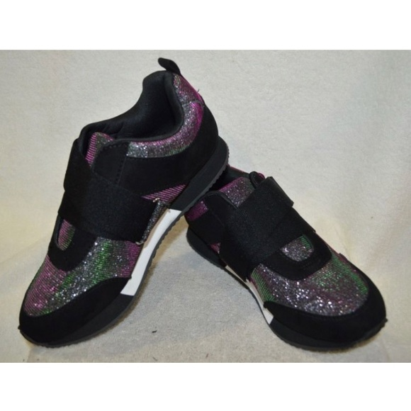 f7096125d1fc Juicy Couture Shoes - Gorgeous juicy colorful metallic sneakers