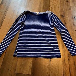 J.Crew striped top
