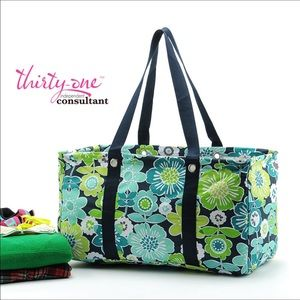 Thirty One Handbags - Thirty One Large Utility Tote