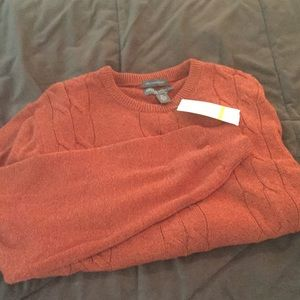 Lyle & Scott Other - New Listing-Men's Rust colored sweater!
