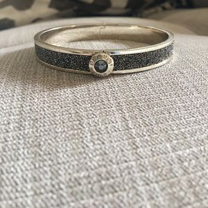 henri bendel Jewelry - Authentic Henri Bendel Pave Clasp Bangle