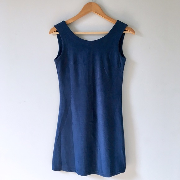 Anthropologie Dresses - Navy Night Out Dress
