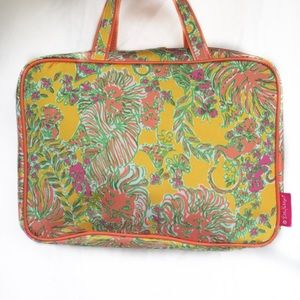 Lilly Pulitzer for Target Handbags - Lilly for Target Weekender Cosmetic Travel Bag