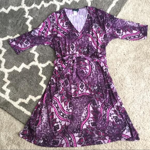 Ulla Popken Dresses & Skirts - 🎉 PRICE-DROP!🎉 Classic Wrap-Style Dress