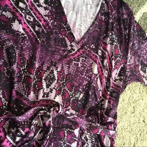 Ulla Popken Dresses - 🎉 PRICE-DROP!🎉 Classic Wrap-Style Dress