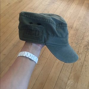 Hollister Accessories - Hollister military style hat, circa 2006