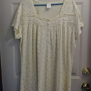 Other - Floral Nightgown