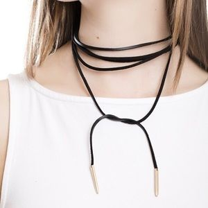 Jewelry - 💯% New Statement Wrap Choker