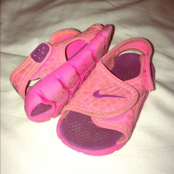 Louis Vuitton Baby Shoes Pink
