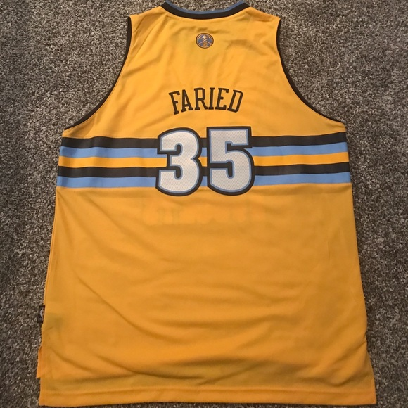 Denver Nuggets Youth Basketball: NBA Denver Nuggets Faried #35