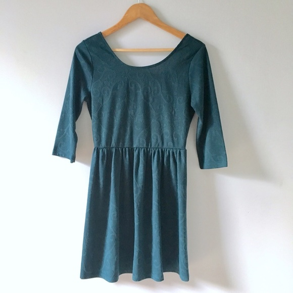 Anthropologie Dresses - Everly Teal Dress