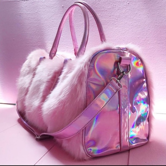 e4bb54b561 Dollskill Handbags - Dollskill Shagadelic Weekender