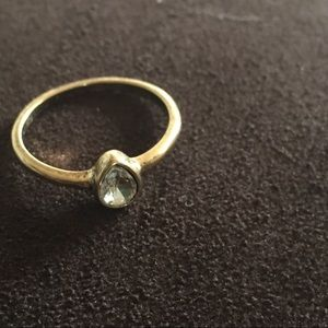 ASOS crystal ring