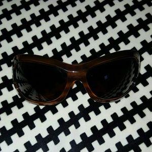 Versace Tortoiseshell Sunglasses