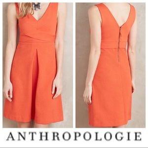 NWOT Anthropologie: HD in Paris Ardmore dress
