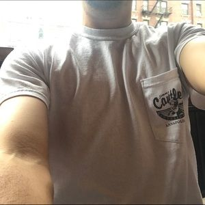Saturdays Nyc Tops - Authentic, limited edition, Cantlers Inn T Shirt
