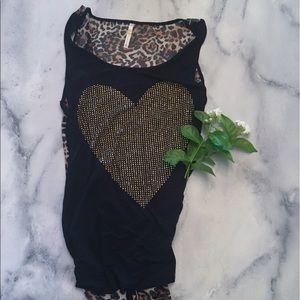 Tops - Leopard Love Tunic