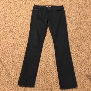 Makers of True Originals Denim - Makers of True Originals straight black jeans