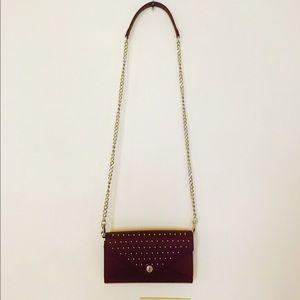 Rebecca Minkoff Handbags - Rebecca Minkoff Studded Wallet On A Chain