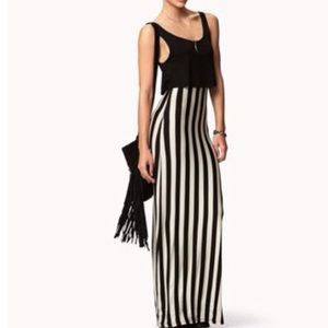 L'Atiste Dresses & Skirts - [HP] ✨ Striped Maxi Dress