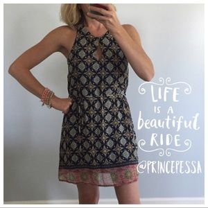 Auditions Dresses & Skirts - Sleeveless Print Dress