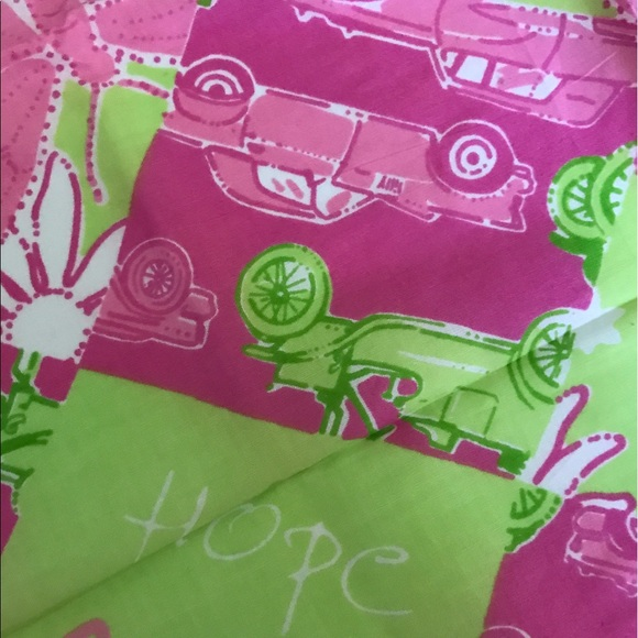 lilly pulitzer lilly pulitzer for ford cares scarf from. Black Bedroom Furniture Sets. Home Design Ideas