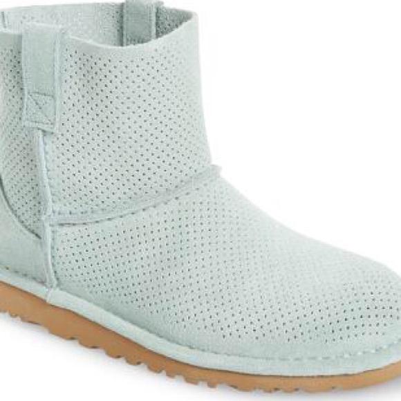 b0f2d4b88f0 UGG Shoes   Classic Unlined Mini Perf Boot Size 7   Poshmark