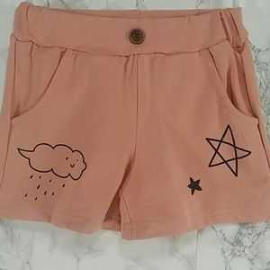 Other - Coral Cloud Shorts. Kids