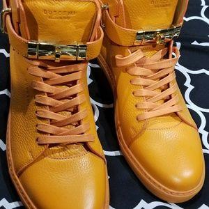 Buscemi Shoes - New Buscemi Men Sneakers 100mm High Top Sneaker