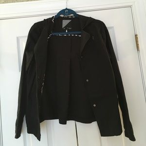 Volcom Jackets & Blazers - Volcom M hooded swing coat