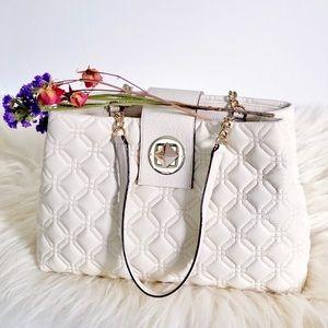 kate spade Handbags - Kate Spade Elena Astor Court Leather Bag