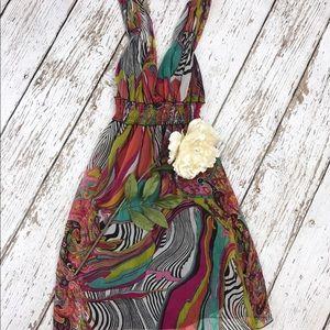 Fire Los Angeles Dresses & Skirts - 💕SALE💕Fire Los Angeles Sundress