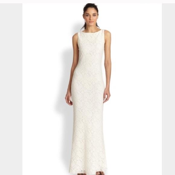 Alice + Olivia Dresses | Alice Olivia Sample Sale Wedding Gown ...