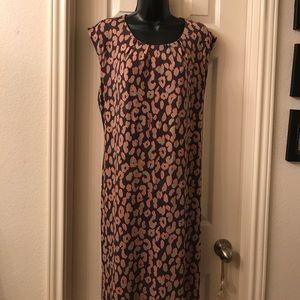 Apt.9 Dresses & Skirts - Brown/Peach  Very Soft Material Dress