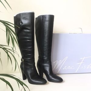 Marc Fisher Shoes - Marc Fisher tall leather boots