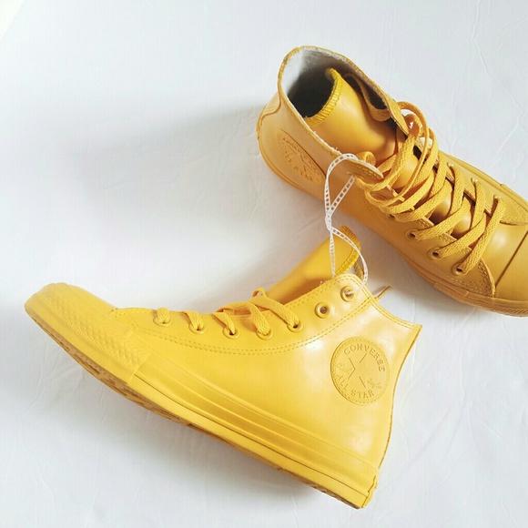 3a8bda9f24fc14 Converse Shoes - NEW Converse CT Rubber Sneakers Rain Boots