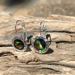 Jewelry - Handcrafted earrings with Swarovski crystal #237