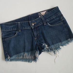 Siwy Pants - Siwy Camilla Cut-Off Denim Shorts